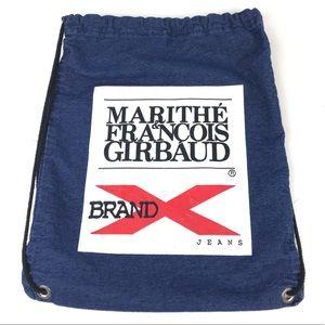 Marithe Francois Girbaud Brand X